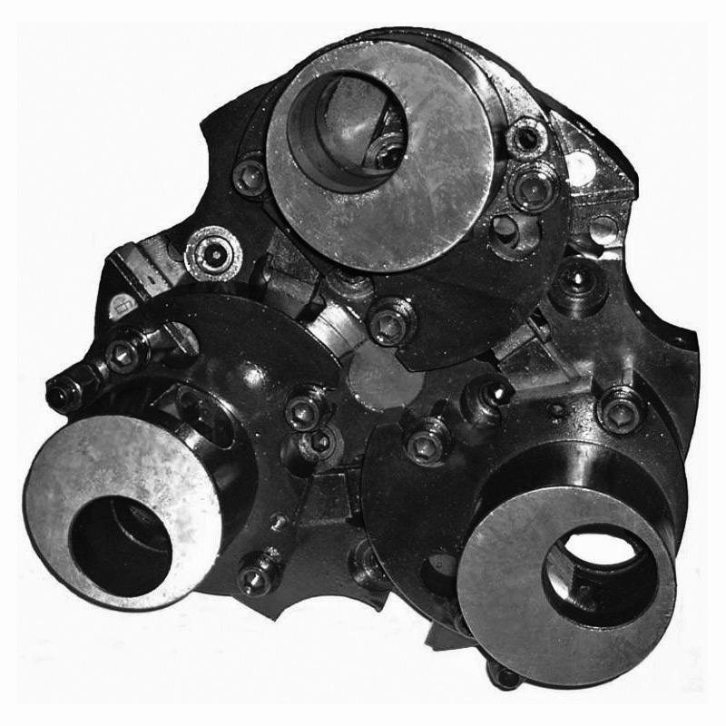 Головка дисковая шестипозиционная